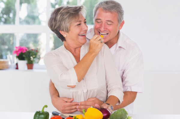 Az étrend, ami lassítja az öregedést
