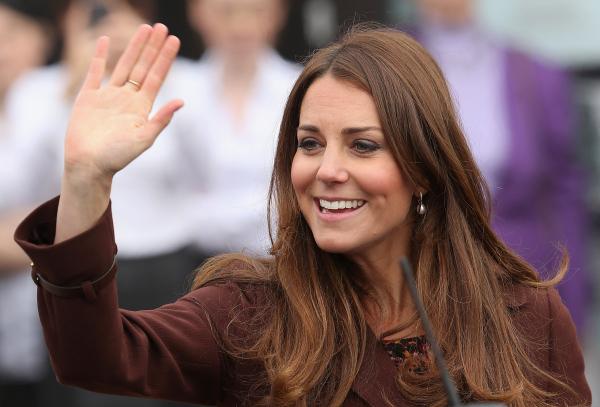 Újra terhes Katalin hercegnő?