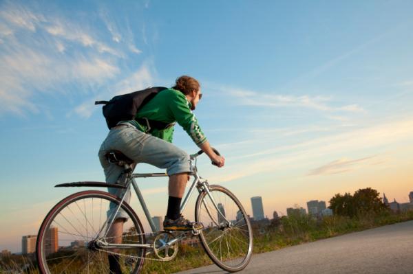 Életeket mentene meg a kerékpározás elterjesztése