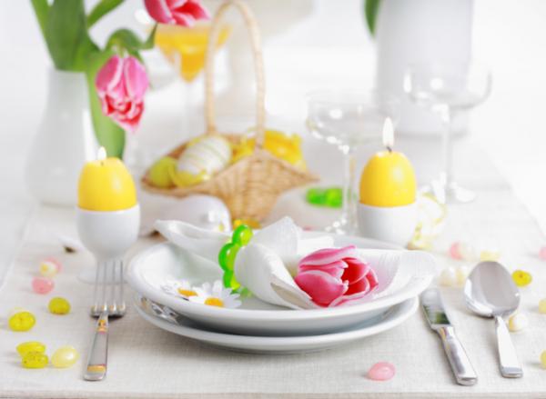 Figyelem! Nem mindegy, mi kerül a húsvéti asztalra!