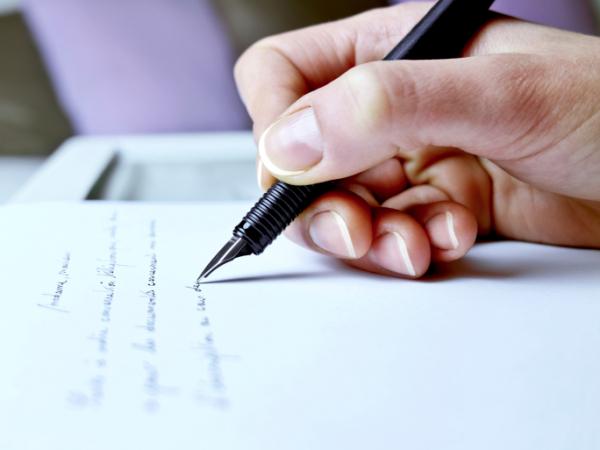 Miről árulkodik az írásod?