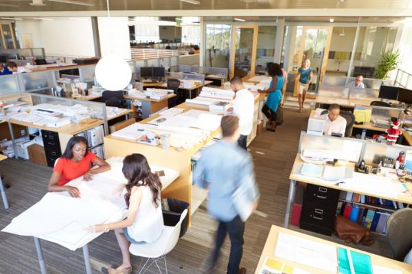 Így öl meg szép lassan a közös iroda