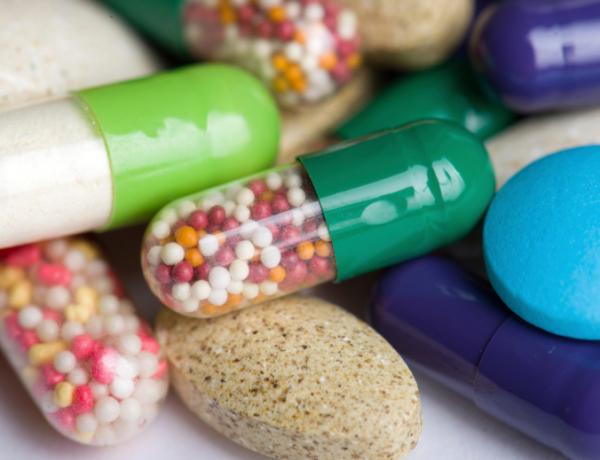 5 tabletta, amit a szex helyettesít