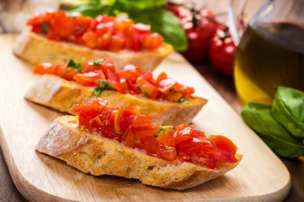 Friss és finom bruschetta - Egészségséfünk receptje