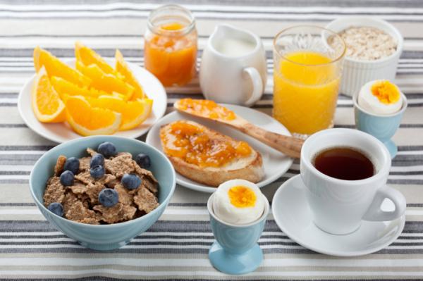 Mindig adjunk reggelit gyerekeinknek! És magunknak is!