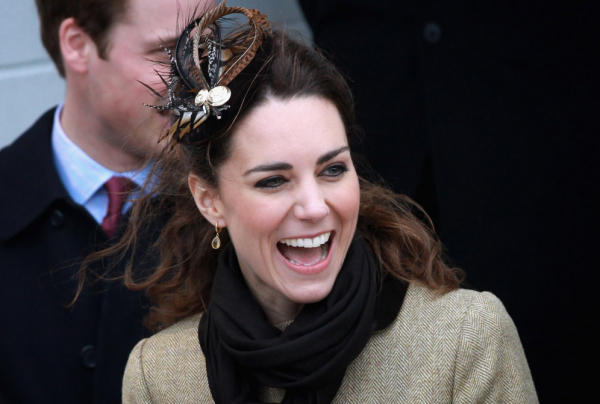 Katalin hercegné ikerterhességéről szólnak a hírek