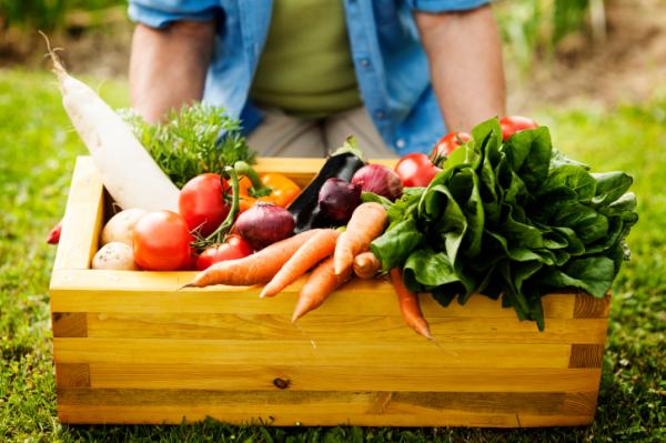 Melyik zöldségben van a legkevesebb kalória?