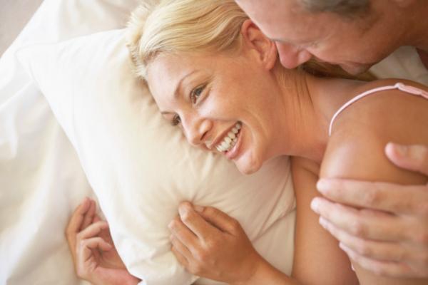 Ott van az arcunkon? A reggeli szex hatásai