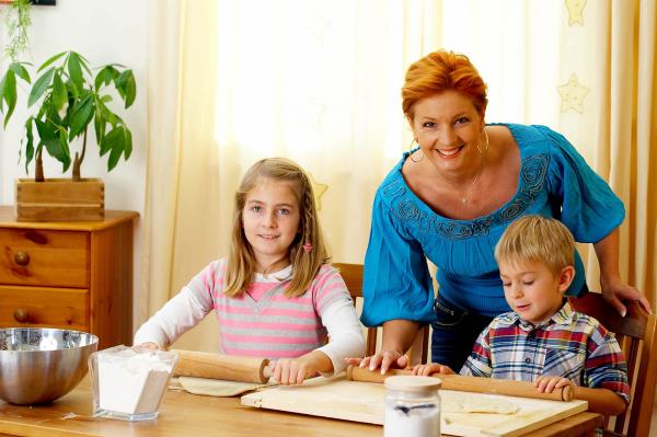 Adjunk egészséget gyerekeinknek - Keleti Andrea így csinálja