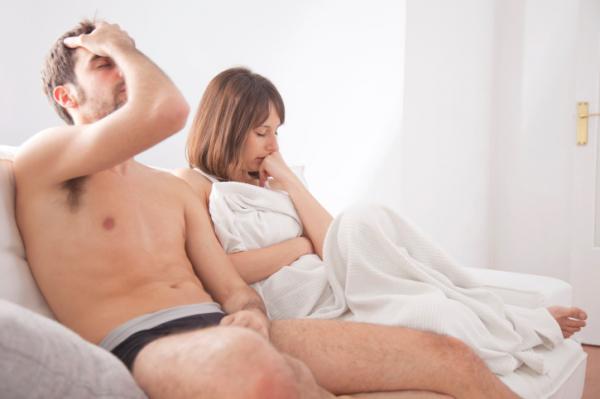 Férfibajok - A leggyakoribb szexuális problémák