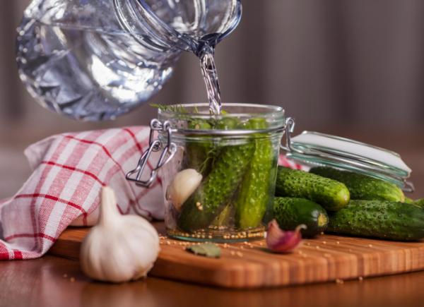 Kovászos uborka - Egészségséfünk receptje