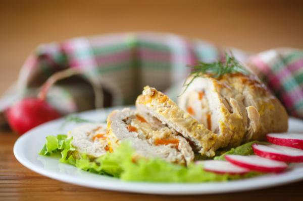 Mediterrán csirkemell - Egészségséfünk receptje