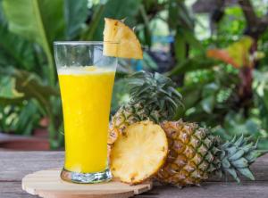 Gyömbéres ananászkoktél - Egészségséfünk receptje