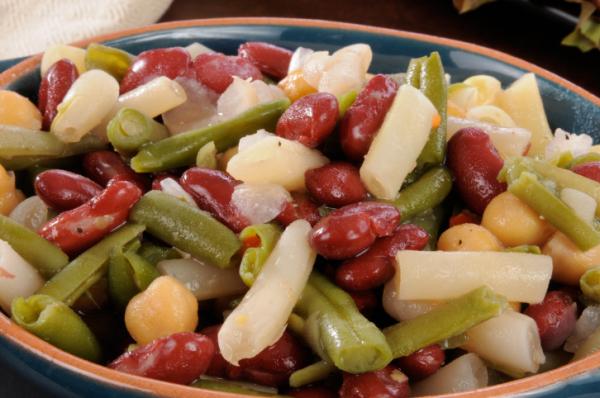 Fokhagymás zöldbabsaláta - Egészségséfünk receptje