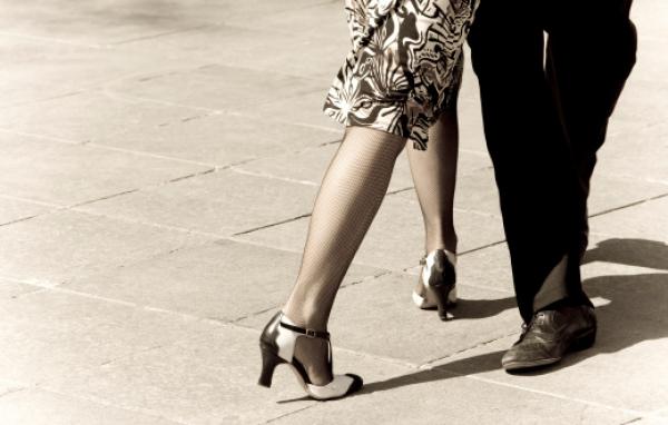 A gyógyító tánc