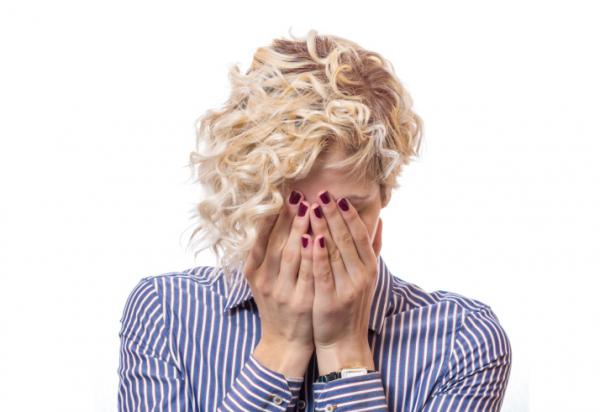 A nők sokkal gyakrabban szégyenkeznek
