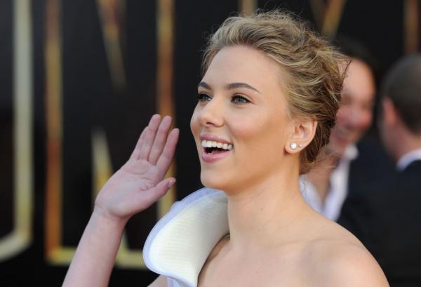 Megszületett Scarlett Johansson első babája!