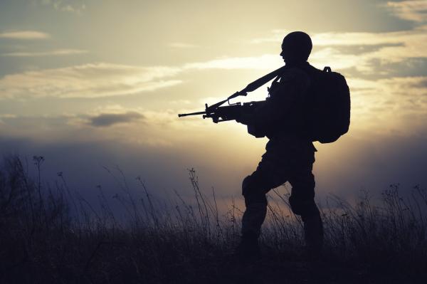 Amerika fejleszti a halhatatlan katonát