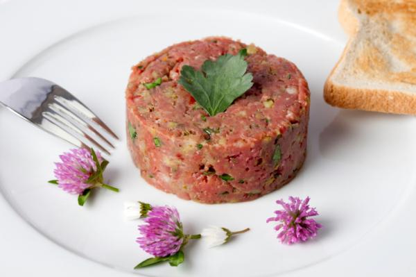 Tatár beefsteak - Egészségséfünk receptje