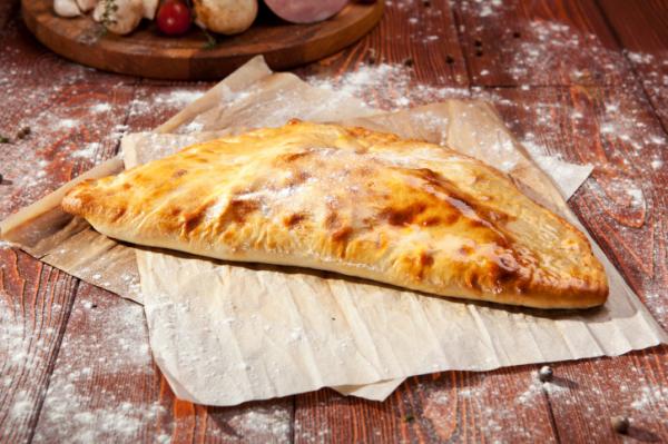 Calzone, a hajtott pizza - Egészségséf