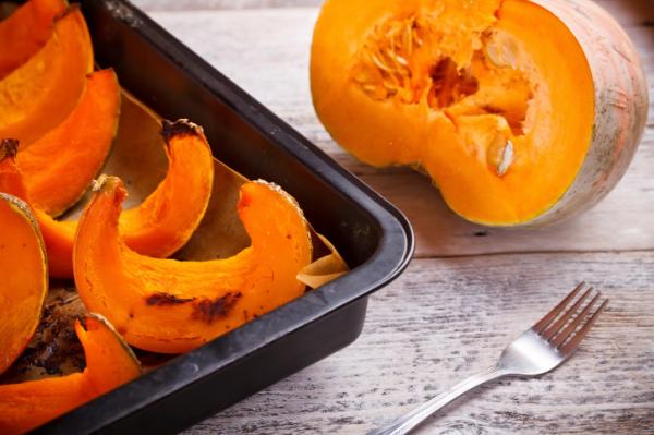 Sütőtök, a narancssárga vitaminbomba