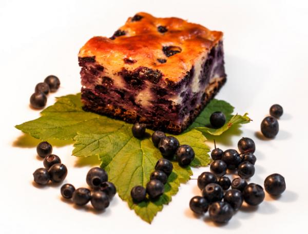 Kökényes süti - Egészségséfünk receptje