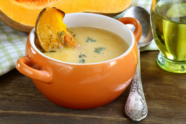 Narancsos sütőtökkrémleves - Egészségséf