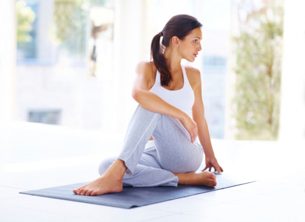 Testi-lelki felfrissülés jógával