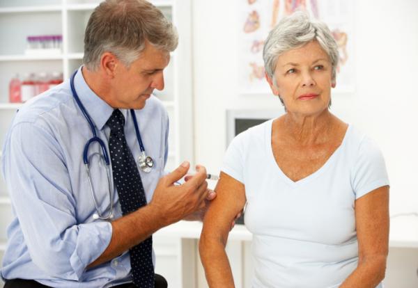 Ingyenes influenza elleni oltás már 60 év felett