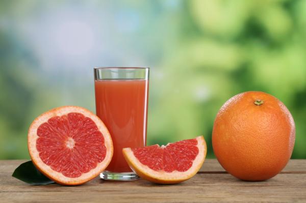 Grapefruitlé - Vitaminkoktél