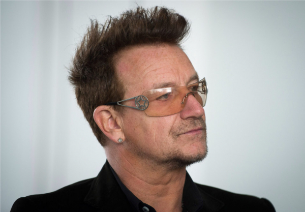Balesetet szenvedett a U2 frontembere