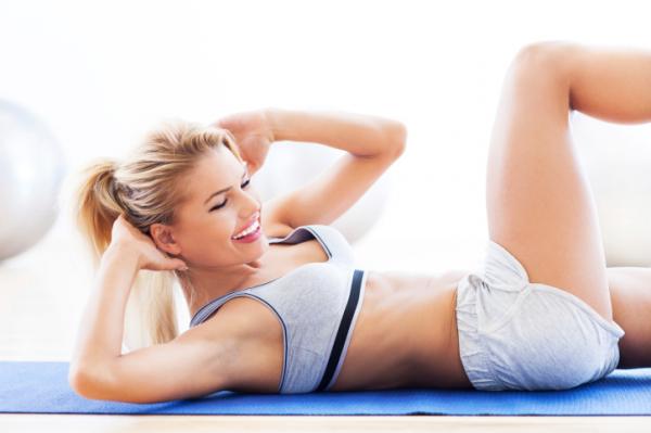 Törzsgazmus, amikor az edzés okoz orgazmust!