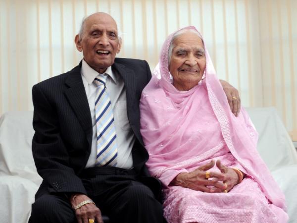 89. házassági évfordulóját ünnepli a házaspár
