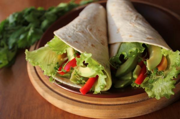 Tortilla lapok - Egészségséfünk receptje