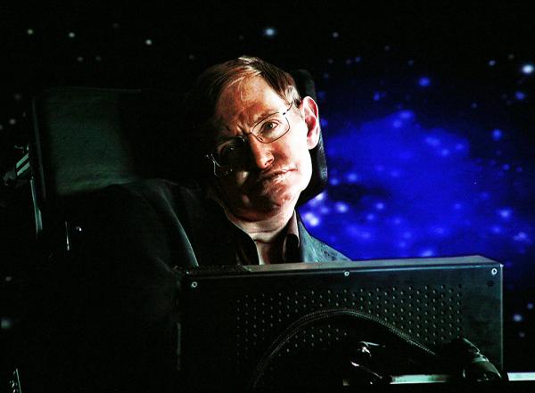 Új technológiával kommunikálhat Hawking professzor