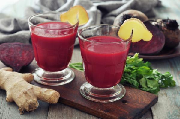 Céklalé - Vitaminkoktél