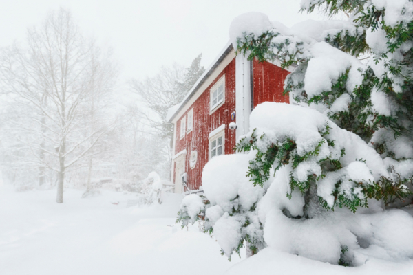 Ahol nem marad el a hó karácsonykor! Svédország és Oroszország