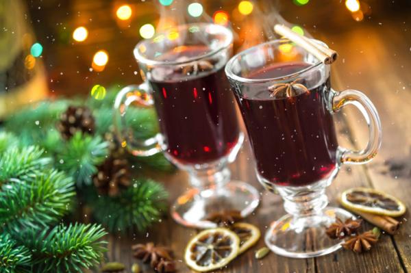 Karácsonyi forralt bor
