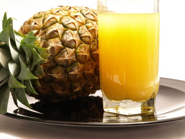 Ananászlé - Egészségséf