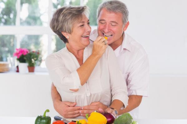 Táplálkozási tanácsok 65 év felttieknek