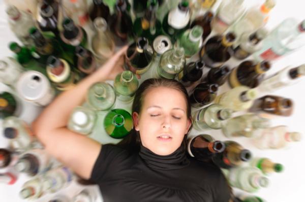 Az alkohol a legveszélyesebb