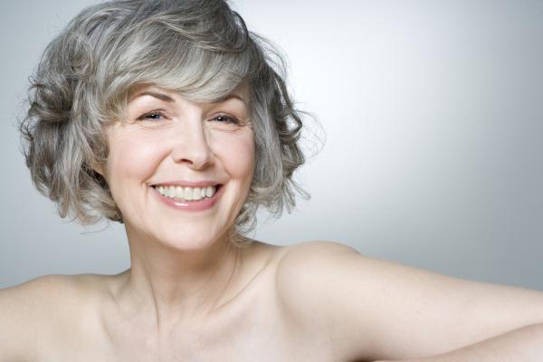 Az időskori bőrápolásról