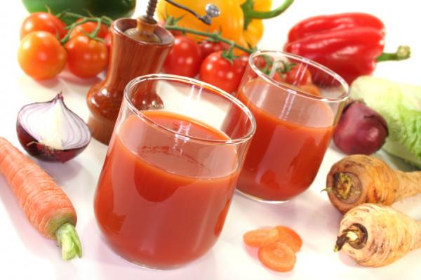 Vegyes zöldséglé - Vitaminkoktél