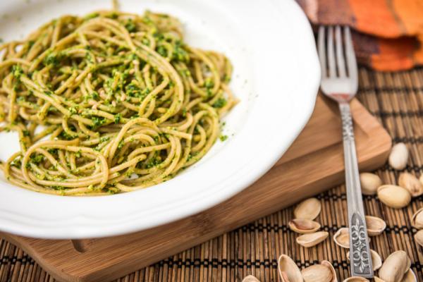 Medvehagymás spagetti - Egészségséfünk receptje