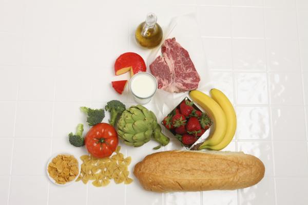 Táplálkozási modellek - a piramis, a szivárvány, és a tányér