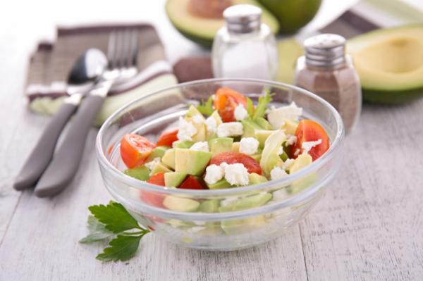 Avokádó saláta - Egészségséfünk receptje