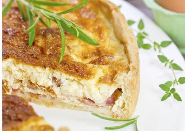 Csirkemell torta - Egészségséfünk receptje