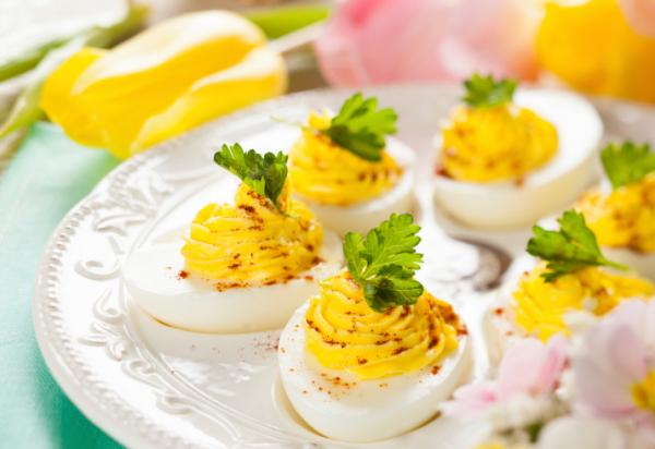 Kaszinótojás - Laktózmentes húsvét