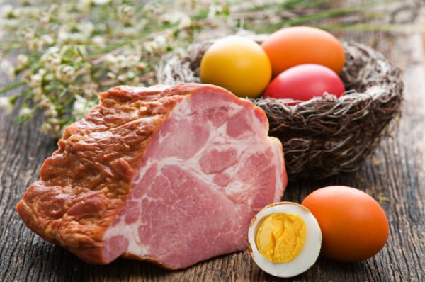 Fűszeres főtt sonka - Laktózmentes húsvét