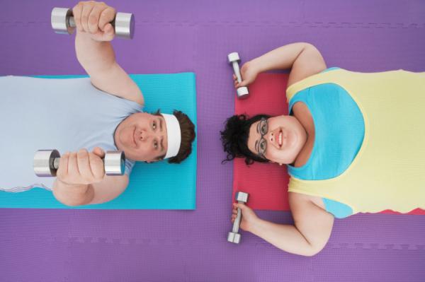 Így mozogj, ha sok a túlsúlyod!